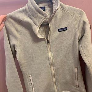 PATAGONIA Women's Better Sweater Full Zip Size XS